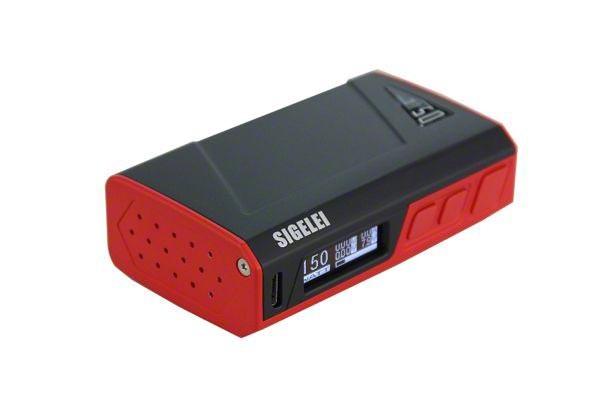Sigelei J150 Box Mod   PVs & Mods   VaporBeast