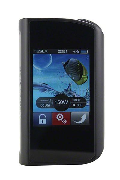 Tesla Touch 150W TC Box Mod