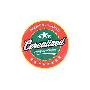 Cerealized Sticker