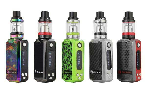 Vaporesso Tarot Nano 80W TC Starter Kit Colors