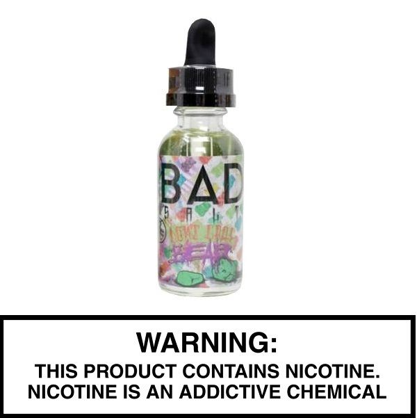 Bad Drip Salts Don't Care Bear