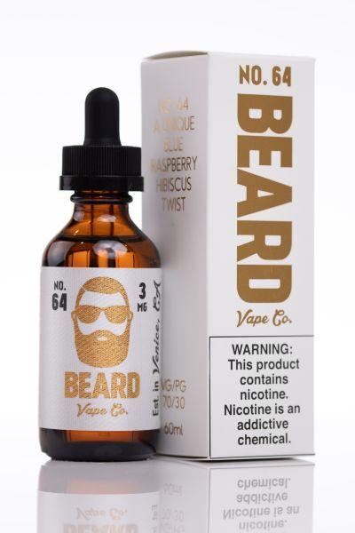 Beard Vape Co No. 64 E-liquid 60ml