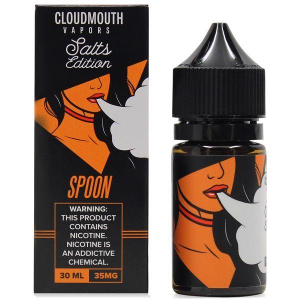 Cloudmouth Vapors Salts Spoon