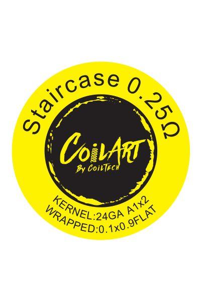 CoilArt Staircase Prebuilt Coil - 10 pack