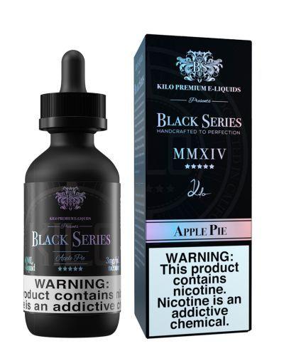 Apple Pie 60ml E-Juice - Kilo Black Series E-liquids