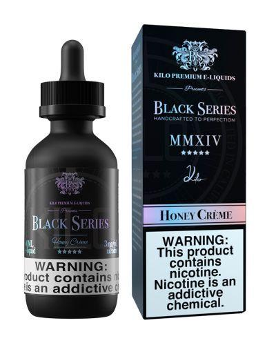 Kilo Black Series E-Juice - Honey Creme 60ml Vape Liquid