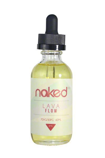 Lava Flow 60ml Vape Juice by Naked 100
