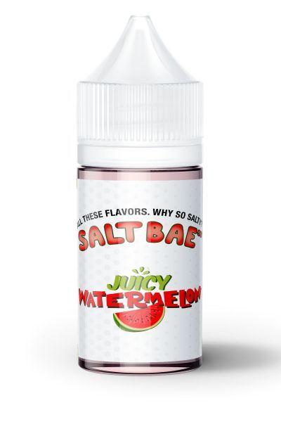Salt Bae Salts Juicy Watermelon