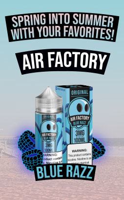FEATURING AIR FACTORY