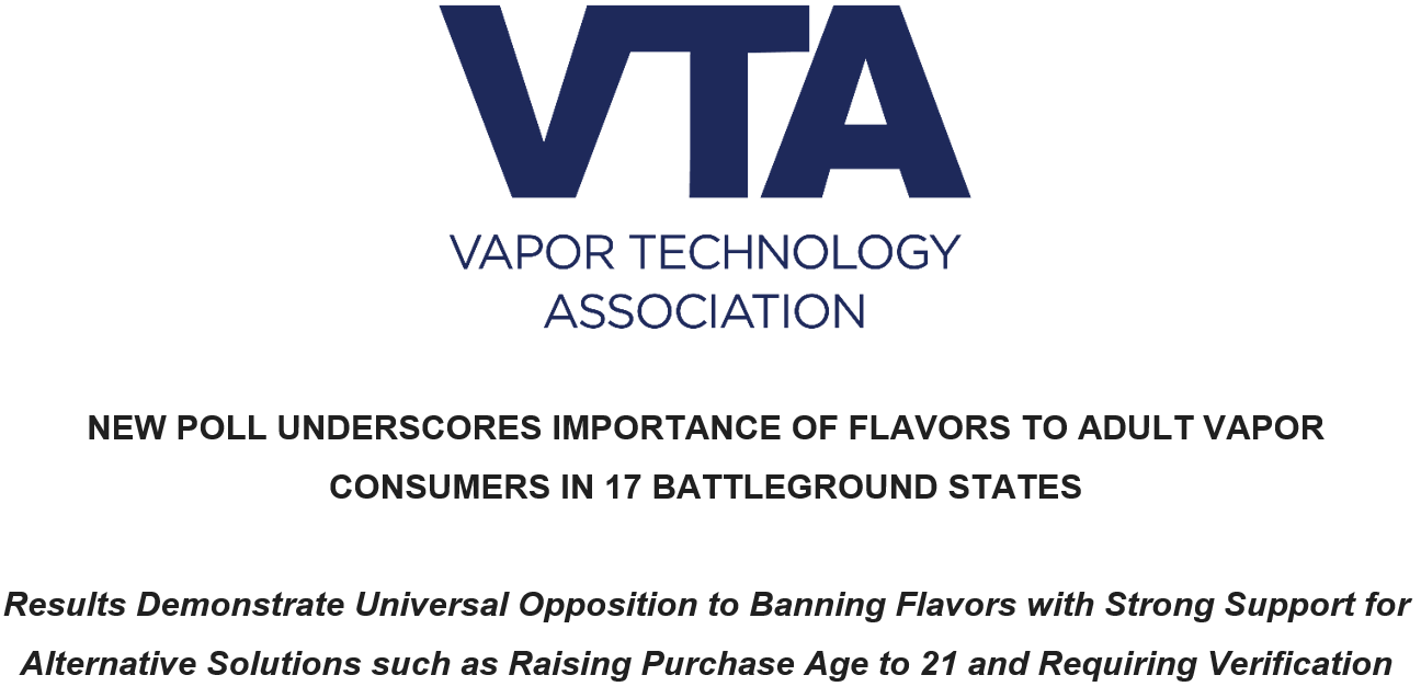 vta release on flavor poll