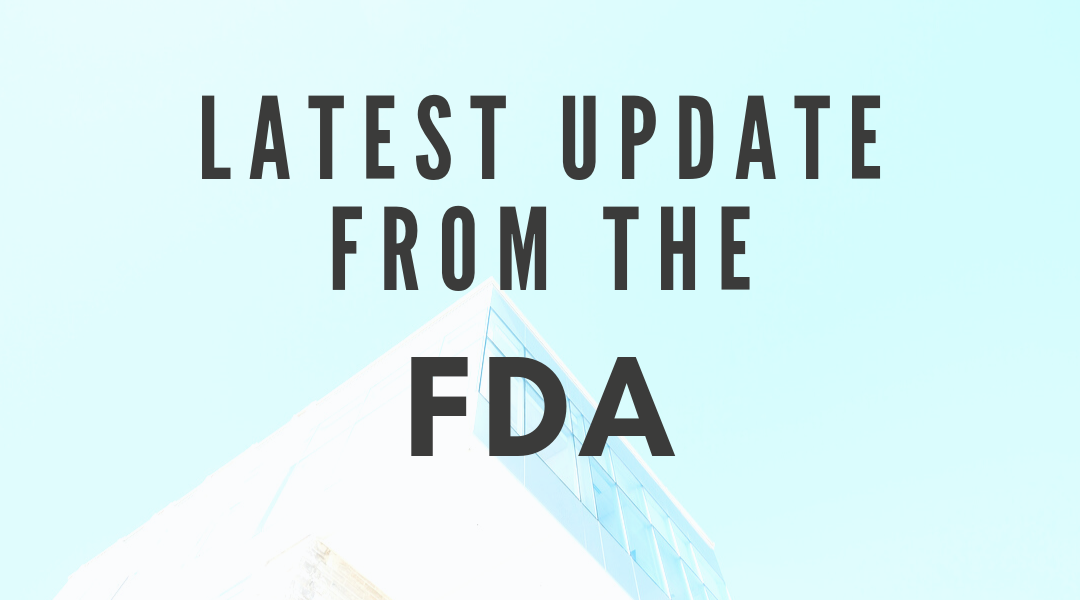 Latest vaping update from the FDA
