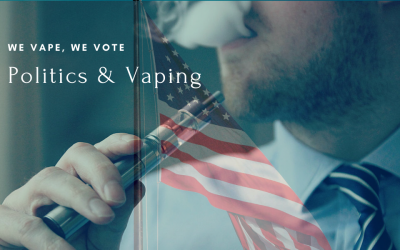 We Vape, We Vote: Politics of Vaping