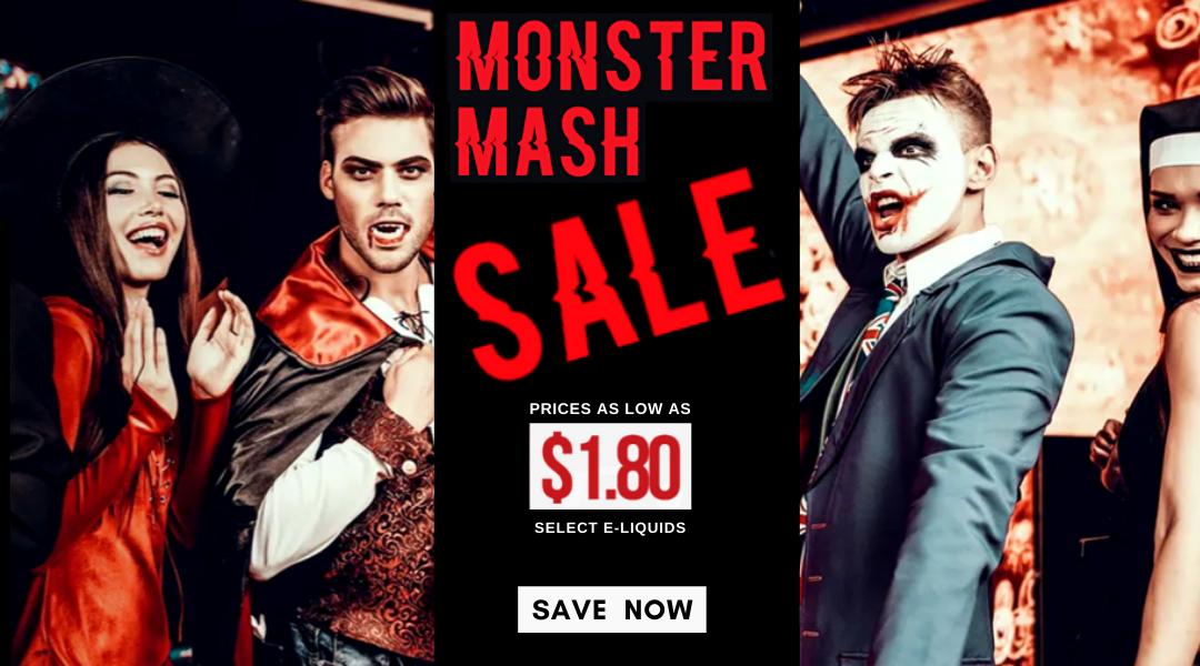 Monster Mash Halloween Sale: STOCK-UP NOW