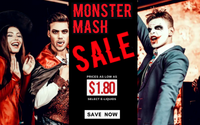 Monster Mash Halloween Sale: STOCK-UP NOW