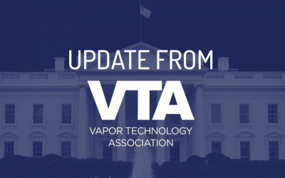 Greetings from the Vapor Technology Association (VTA) Conference